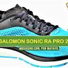 SALOMON SONIC RA PRO2, MEJOR ZAPATILLA ASFALTO 2019 EN OSCAR DEL TRAIL. Radio trail por Mayayo - Carreras de montaña.