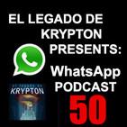 Wassapodcast 50: ESPECIAL CHARLA PROGRAMA 50!!!