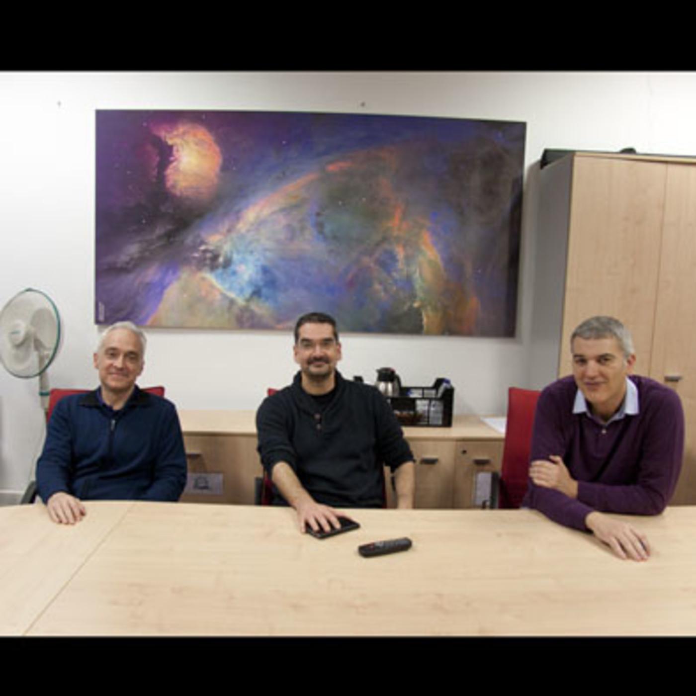 Ep99: TRAPPIST-1 y sus 7 Planetas; Planeta 9: Nuevas Pistas; Gravedad Entrópica de Verlinde; Tabby; Hidrógeno Metálico