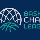 Ferrán López nos habla de la Basketball Champions League