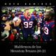 NFL Hablemos de los Houston Texans 20-21