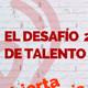 Entrevista a Javier García Cañete sobre El Desafío de Talento Solidario