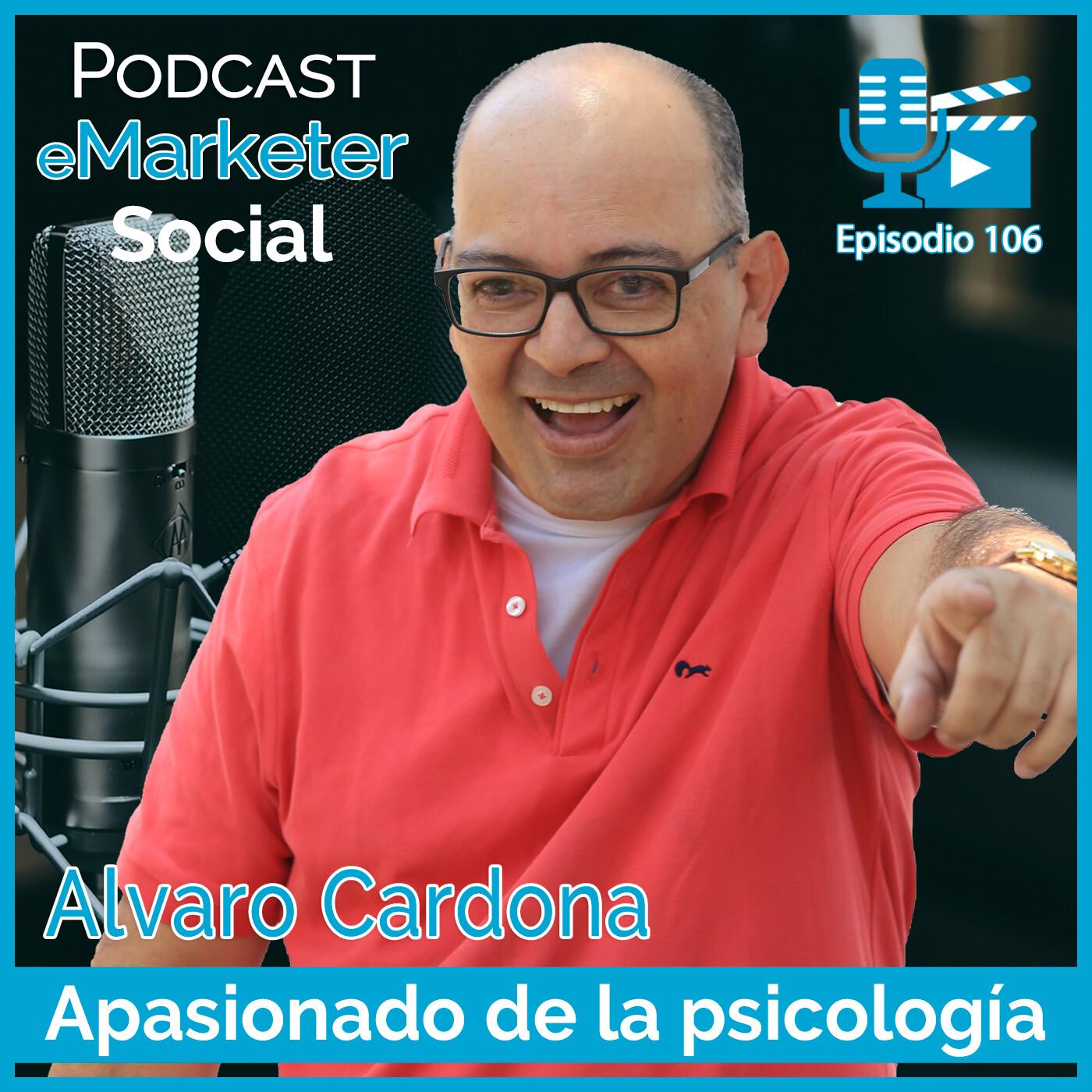 106 Álvaro Cardona en Podcast eMarketerSocial