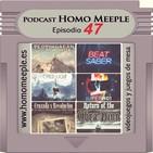 Episodio #47.- De barcos fantasmas, dioses, niñas heroínas, conflictos y VR