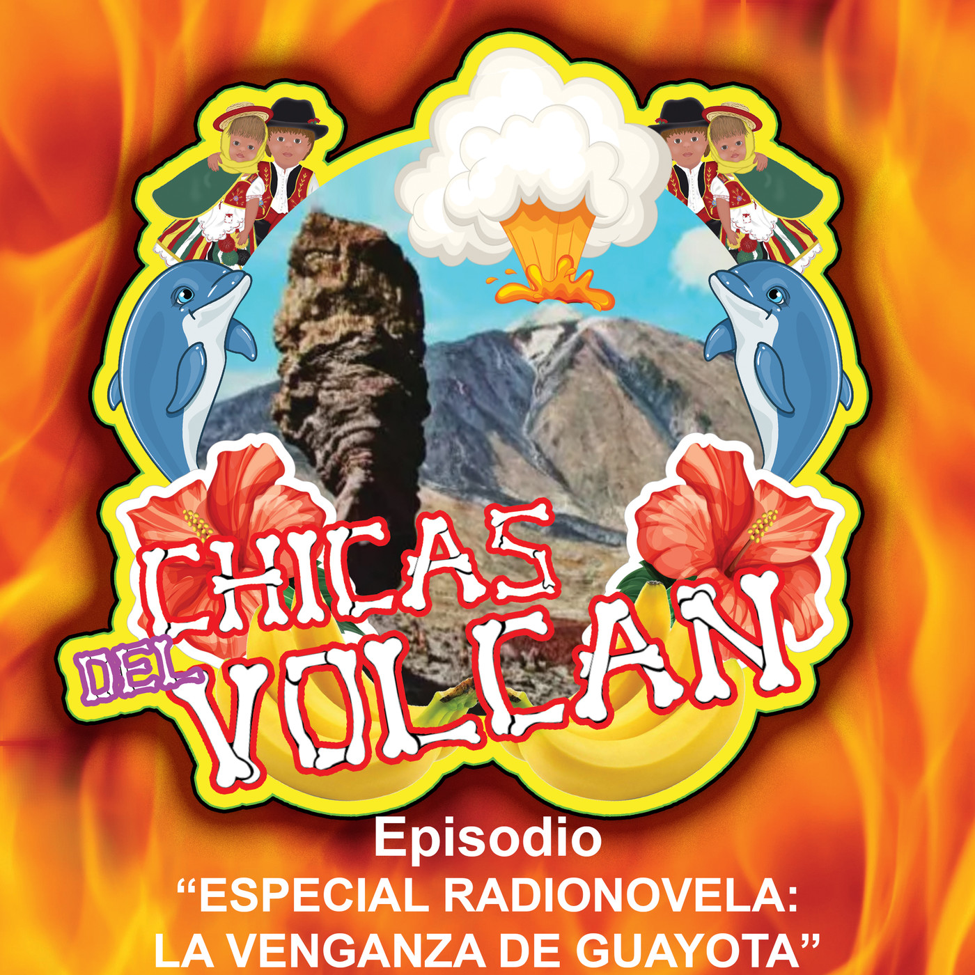 Especial radionovela: La venganza de Guayota