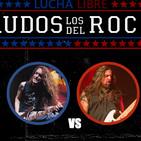 Los Rudos del Rock 59. Las románticas de Don León Brightblade.