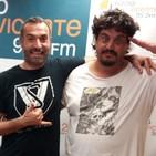 """La Hiena Radio Show - 2019.10.08 """" Javier Solari presentando el show Musica de Mierda"""""""