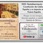 La Constitución de Cádiz (I)