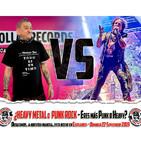 Corsarios - Especial Heavy Metal VS Punk Rock - Domingo 22 de septiembre