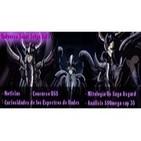 2x13 Universo Saint Seiya: Concurso USS · Curiosidades de los Espectros de Hades · Mitología de Agard ·Análisis Omega 35