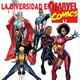 Diversidad en MARVEL Comics