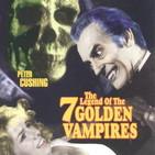 Kung fu contra los siete vampiros de oro + Entrevista a Jesus Gordillo ( En el lago )