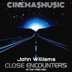 Cinemasmusic - Encuentros en la Tercera Fase de John Williams - Programa 10