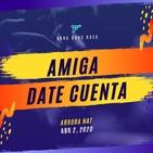 Amiga Date Cuenta feat. Arroba Nat
