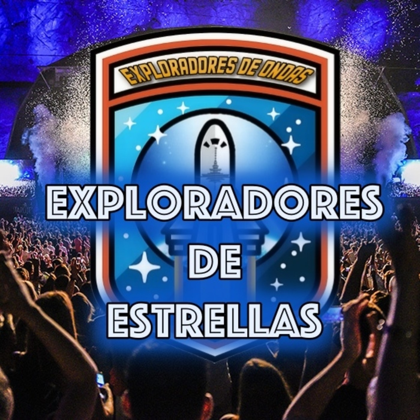 Exploradores de Estrellas #1 en Exploradores de ondas