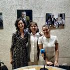 """""""Cómo salir fortalecidos de una crisis"""" - Entrevista de Elizabeth Gayán en Caminando por la Vida, Radio 97.7"""
