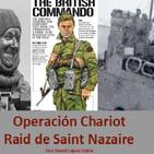 NdG 71 Raid contra Ste Nazaire, Operación Chariot 1942