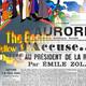 """Efemèride 13-01-1898 """"Emile Zola publica la seva carta J'accuse...!"""""""