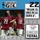 Ep. #22 CALCIO TOTAL: Un Atalanta imparable apunta a Champions, cambios en el Milan, futuro delantero de La Nazionale.