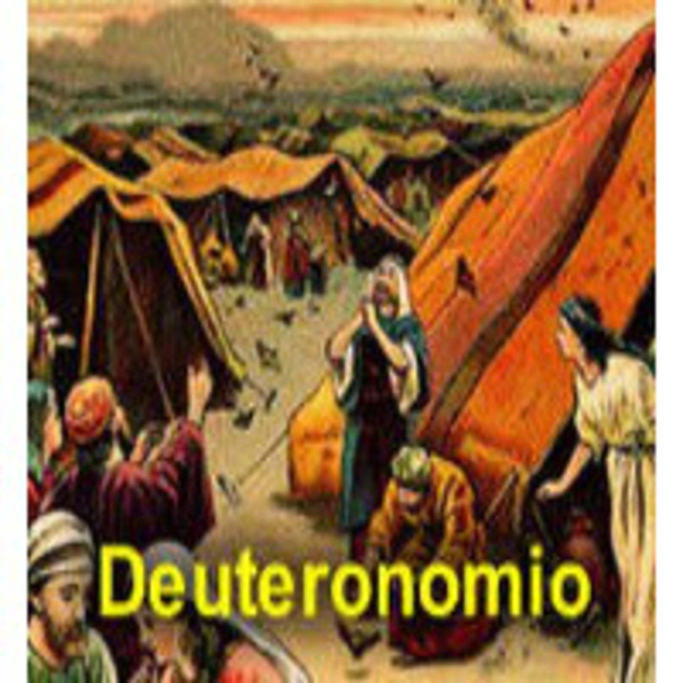 Deuteronomio. Biblia en Audio.