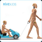 P2 Dummies y crash test con RiveKids