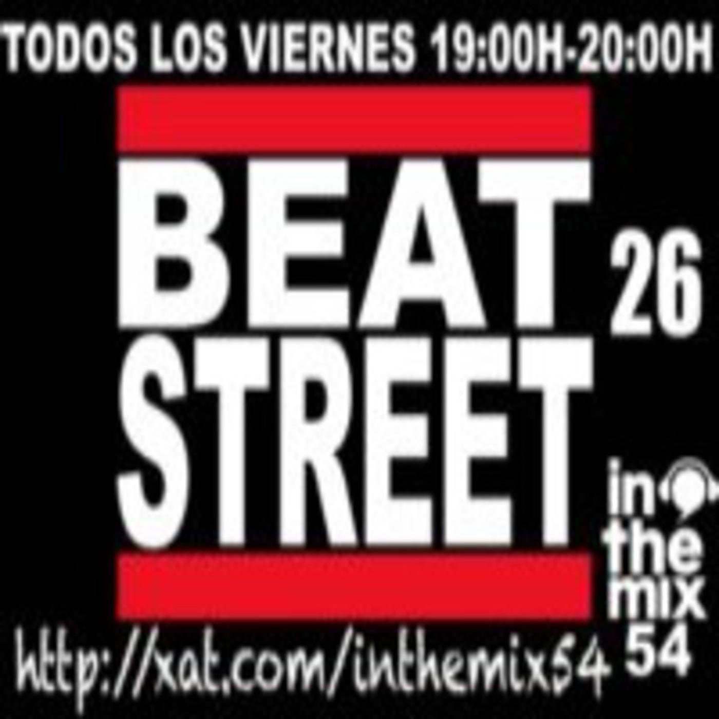 DJ SPY-Beat Street Nº26 (In The Mix 54 Radio)
