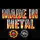 Made in Metal programa numero 92, III temporada