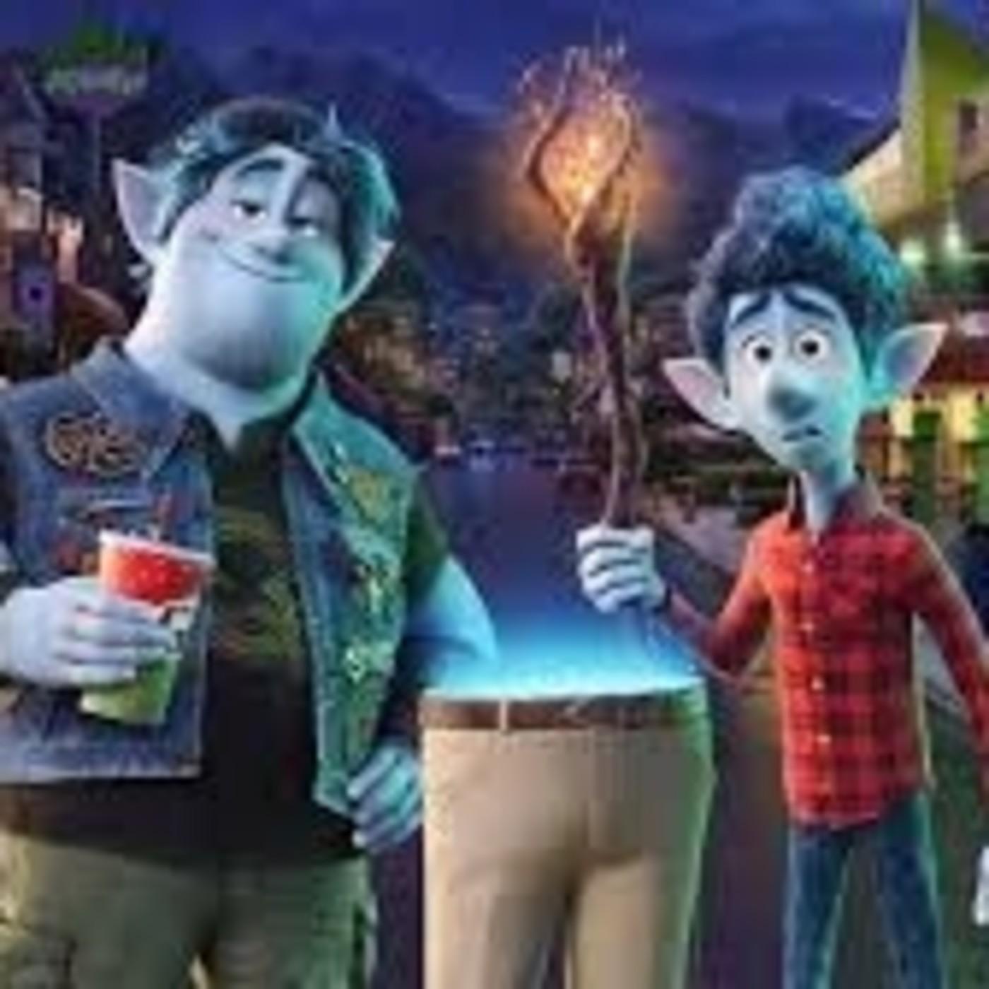Onward-El homenaje de Pixar al día del Padre