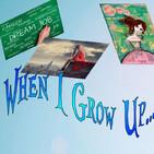 """When I grow up: flight attendant"""