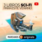 MARS-TV 02. Tres lecturas de Ciencia Ficción para el verano