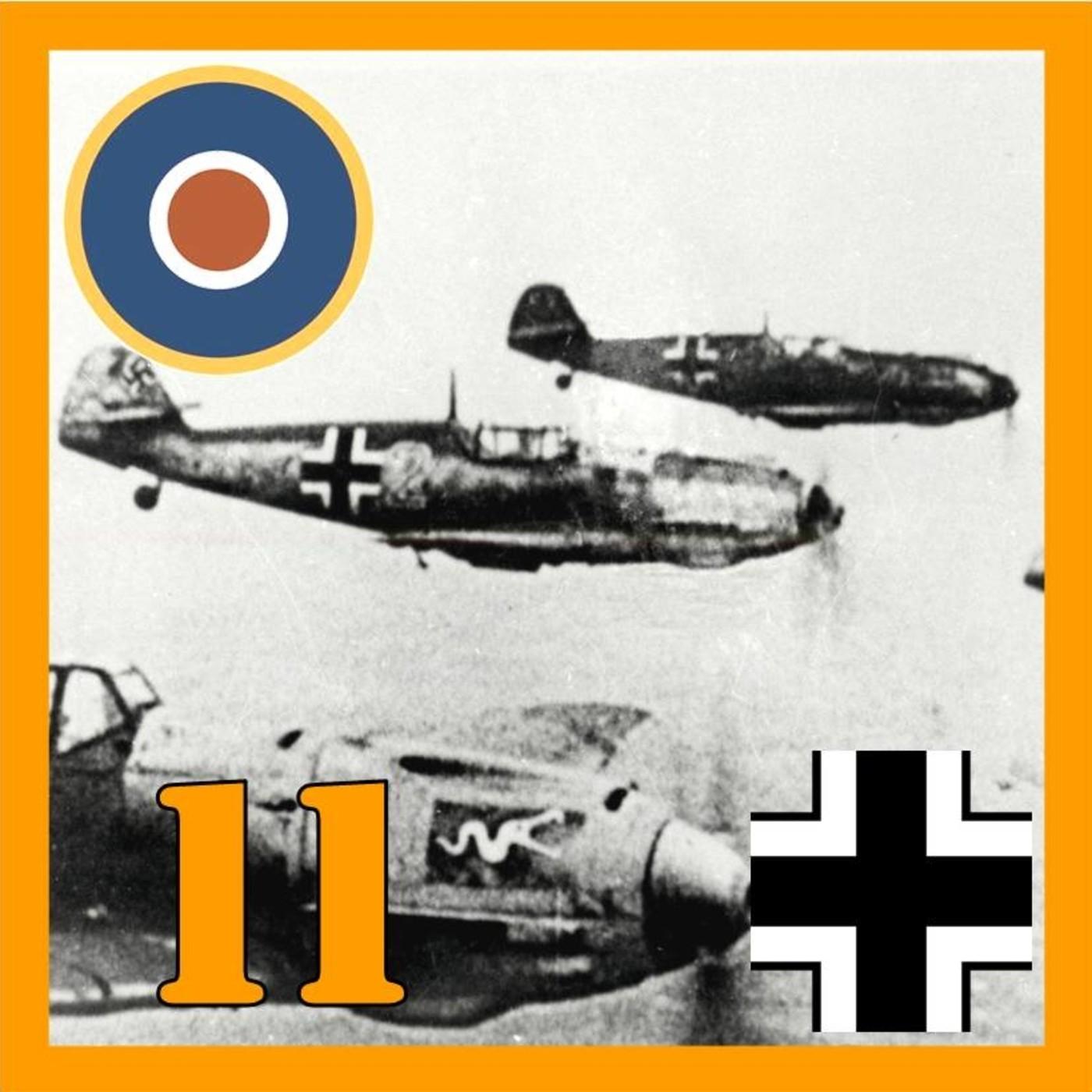 La Batalla de Inglaterra #11 Consecuencias