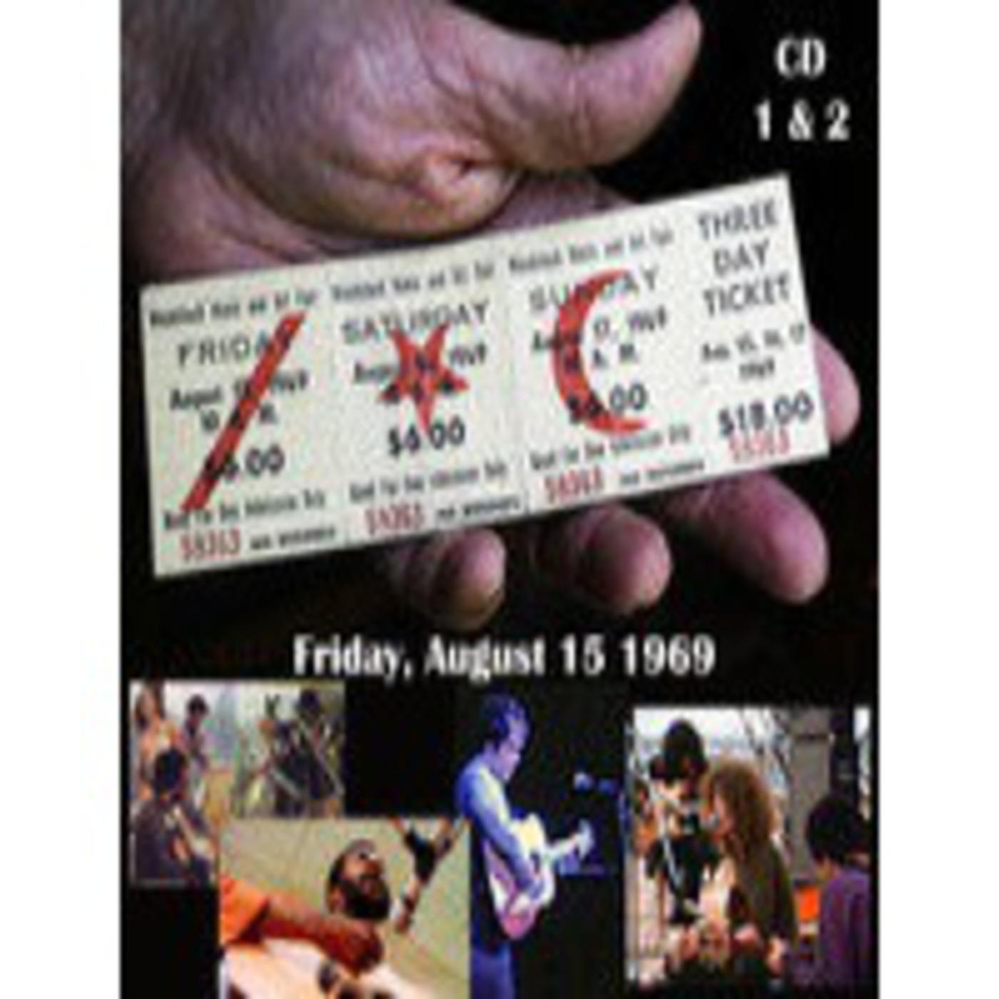 Woodstock 1969 1st Day CD 02
