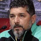 Uruguayo Leonardo Ramos Técnico de Barcelona SC