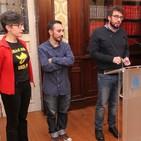 Turbulencias 1x04 Jose Manuel Sande Conselleiro De Cultura Do Concello De A Coruña