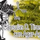 El Ángel de tu Salud - CAPS. DE TIROSINA CON AGAR-AGAR