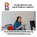 """""""La Igualdad hoy: ¿más allá de hombres y mujeres?"""