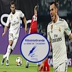 Podcast @ElQuintoGrande : La Firma de @DJARON10 #39 : Bayern de Múnich 3-1 Real Madrid y Bale