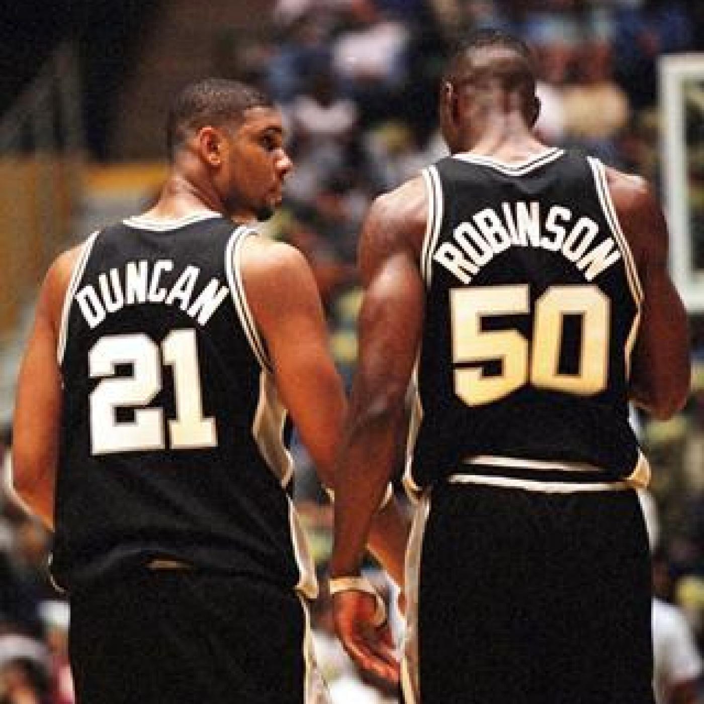 Time Histórico #03 - San Antonio Spurs(02/03)
