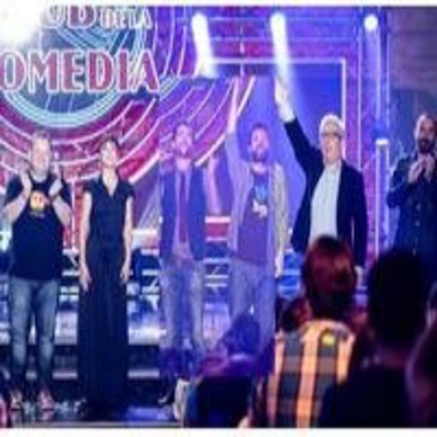 Club De La Comedia