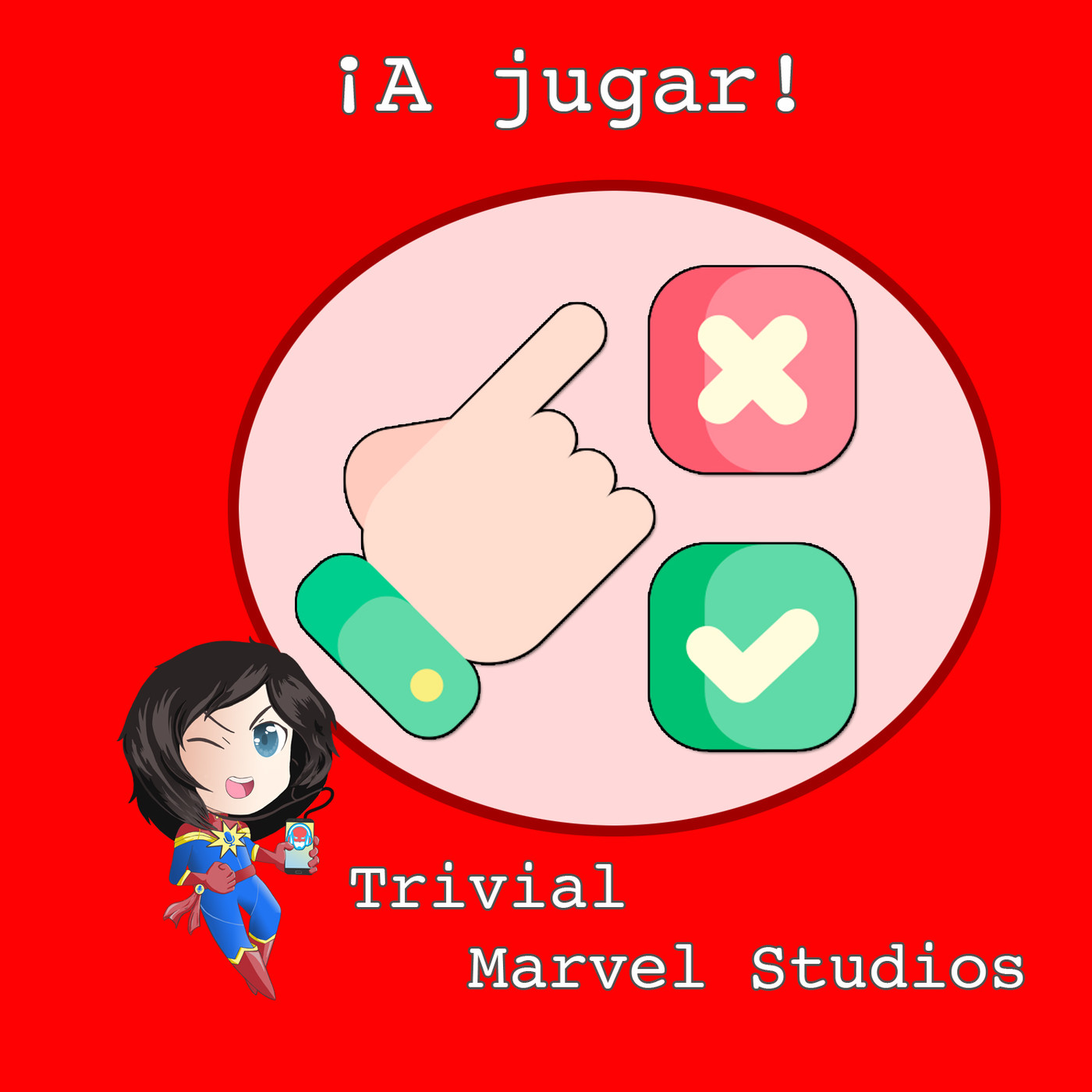 #MarvelianaTecno Trivial sobre Marvel Studios. ¿Jugamos?