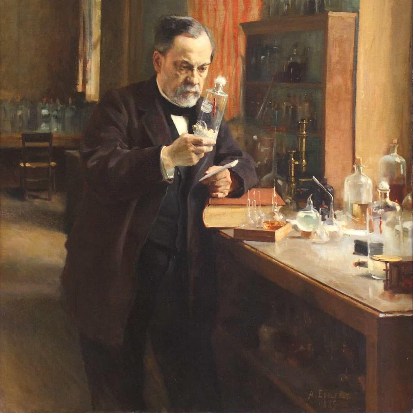 Louis Pasteur en El Ev3nto