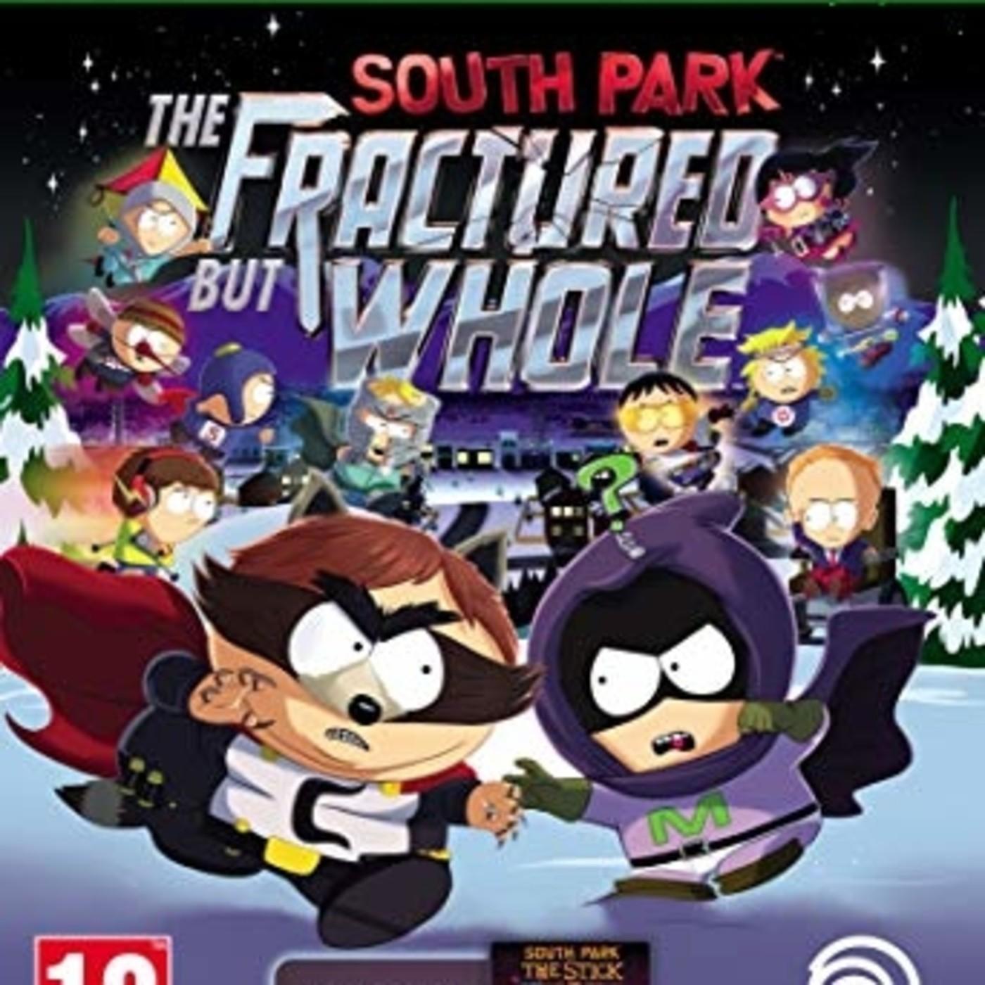 CG77-2 South Park: The Fractured but Whole un Podcast de CronicasGoomba