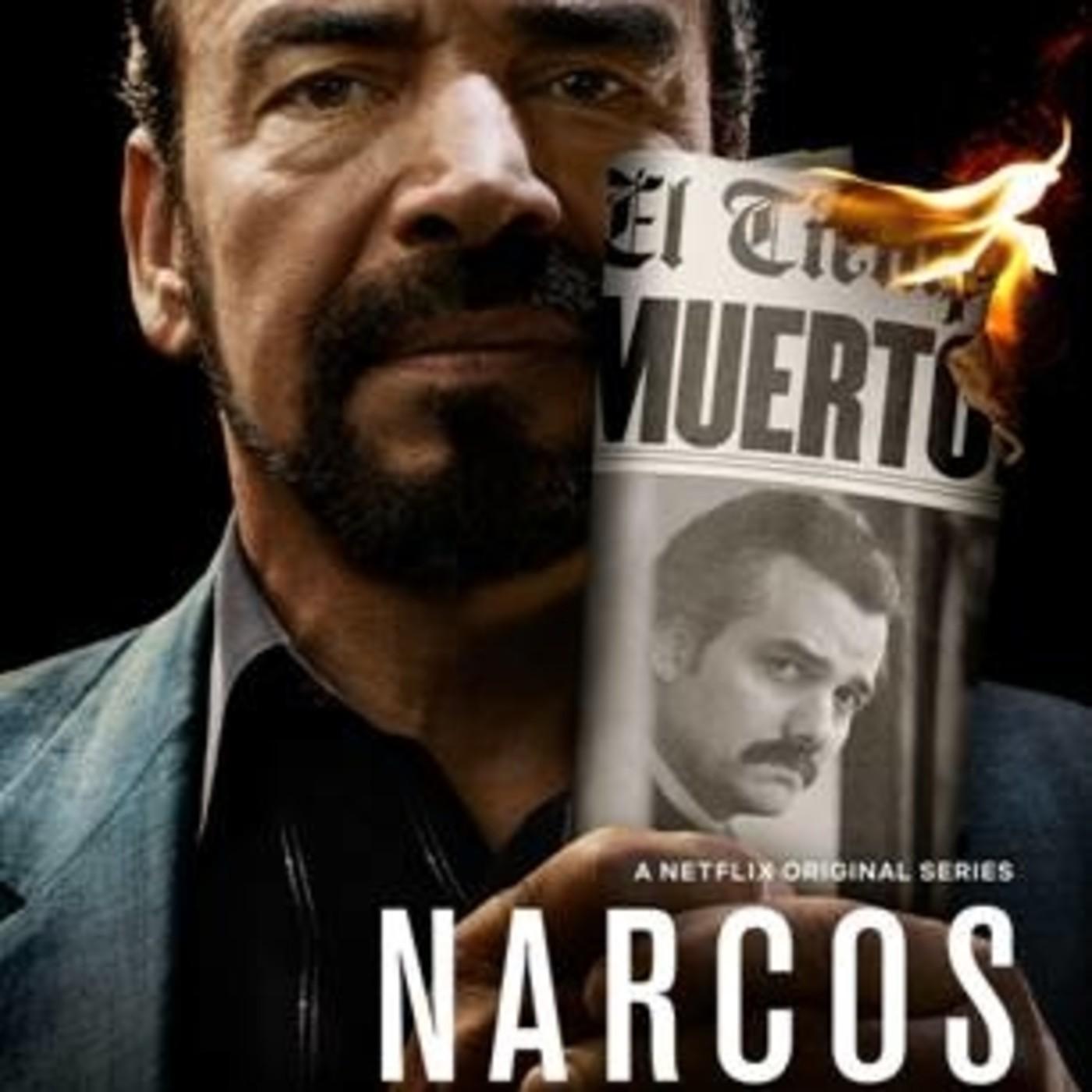 narcos tercera temporada online