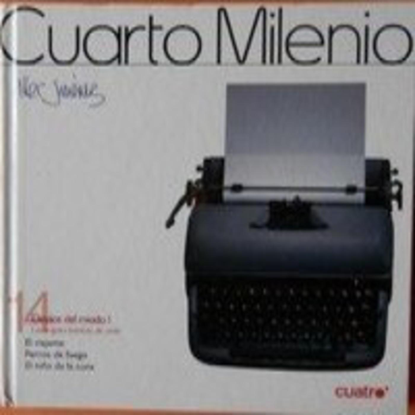 Cuarto Milenio: Colección \'Los Diarios del Miedo\' en Cuarto ...