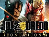 LODE 5x06 dossier JUEZ DREDD, Neonomicon