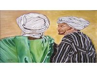 LOS DOS LADRONES Y LA MANTEQUILLA ( Argelia )