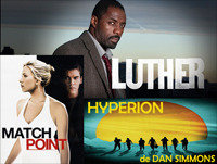LODE 3x35 Luther, Match Point, Hyperion