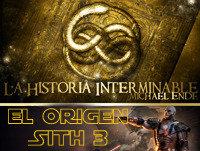 LODE 4x09 La Historia Interminable de Michael Ende, El Origen del Imperio Sith parte 3