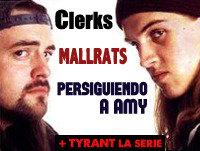 LODE 5x03 Clerks + Mallrats + Persiguiendo a Amy, Tyrant la serie