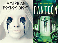 LODE 3x31 American Horror Story, Panteón + entrevista Carlos Sisí
